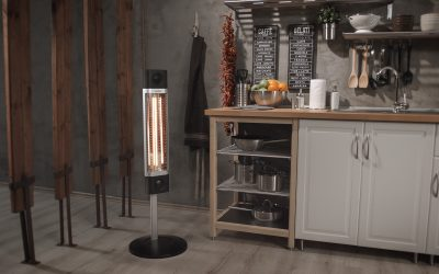 The Perfectly Portable Indoor Heater