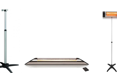 Can the Veito® Infrared Heater Become a Standing Heater Making It Portable?